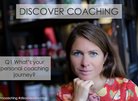 What's Your Personal Coaching Journey?