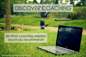What coaching websites would you recommend?