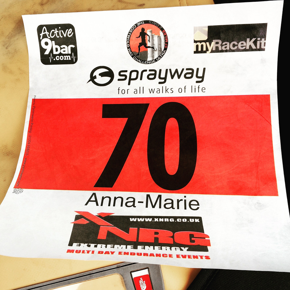 XNRG Race Number