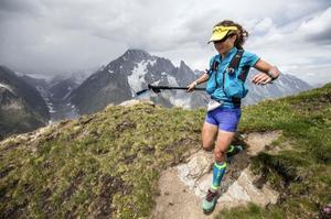 Tackling Gran Trail Courmayeur in July 2017