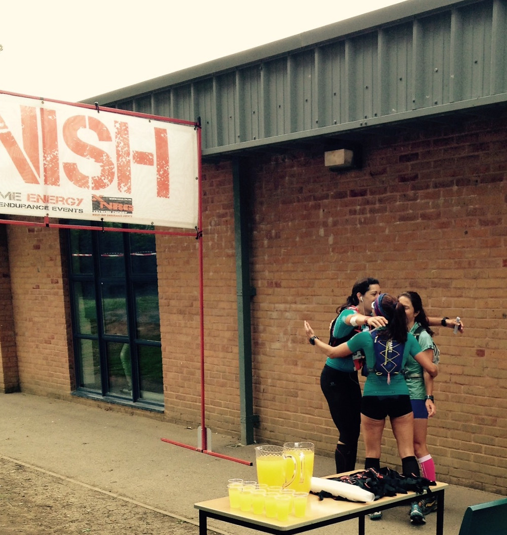 Cotswold Way Finish Line