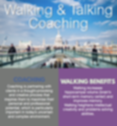 Walking and Talking Coaching | Reach For More.