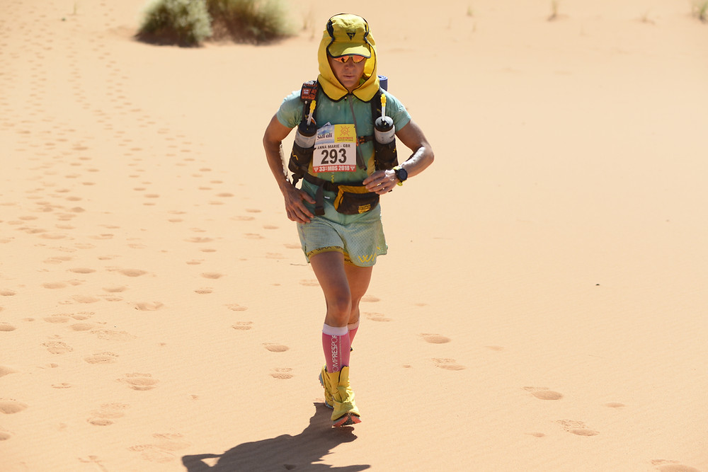 Marathon des Sables - Version 2 - Physically, Mentally & Emotionally Tired