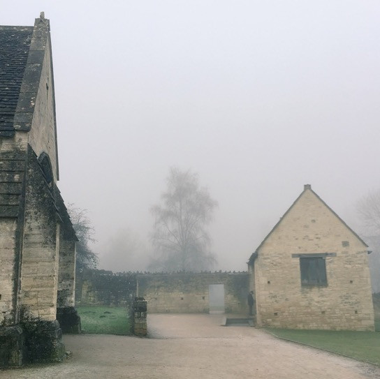 Misty & mysterious Bradford on Avon