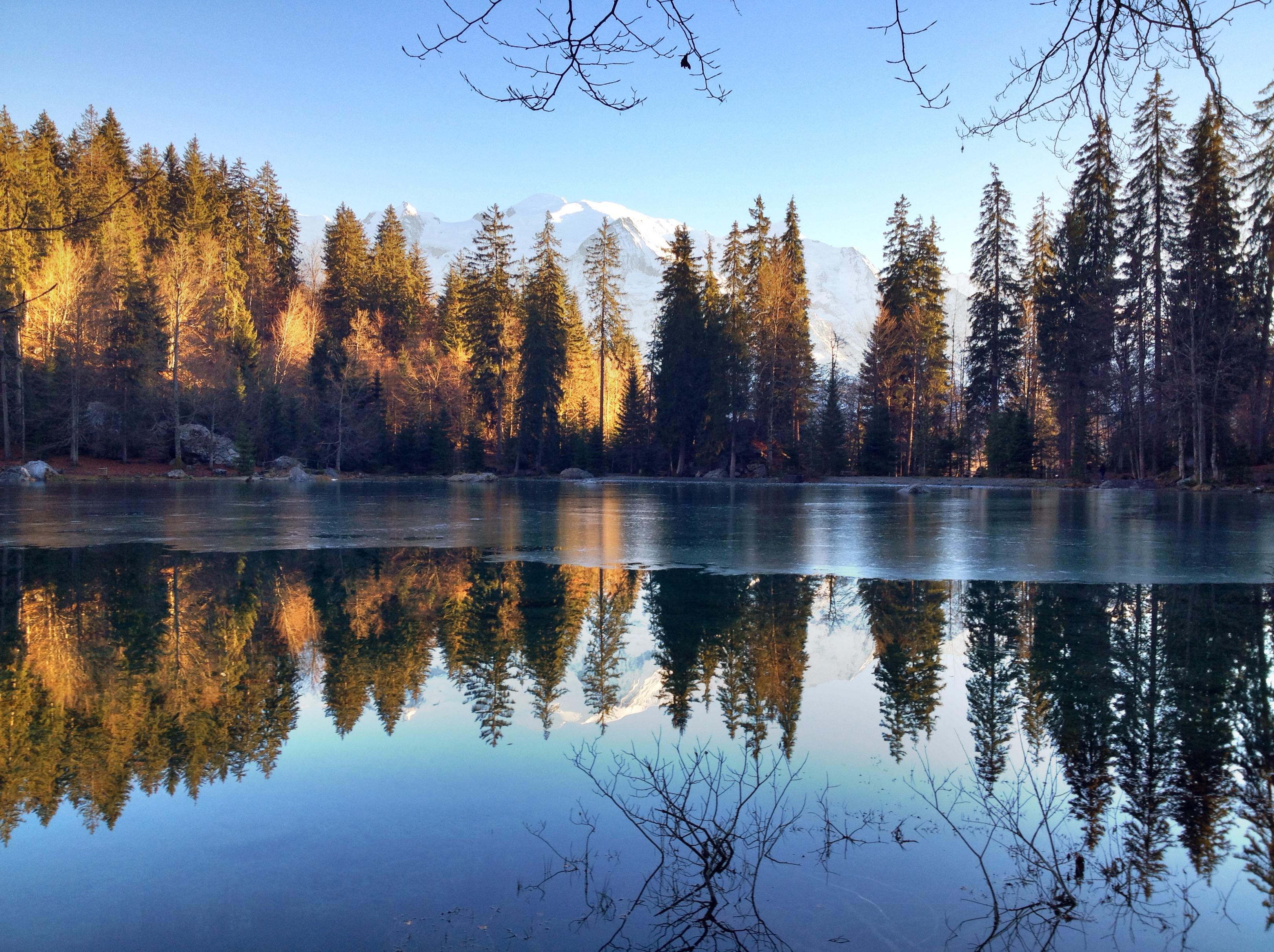 Lac Vert, Plaine Joux, France