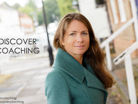 What are your three top tips for anyone interested in discovering more about coaching?