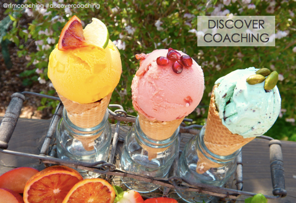 Discover Coaching Series - Ice Cream!