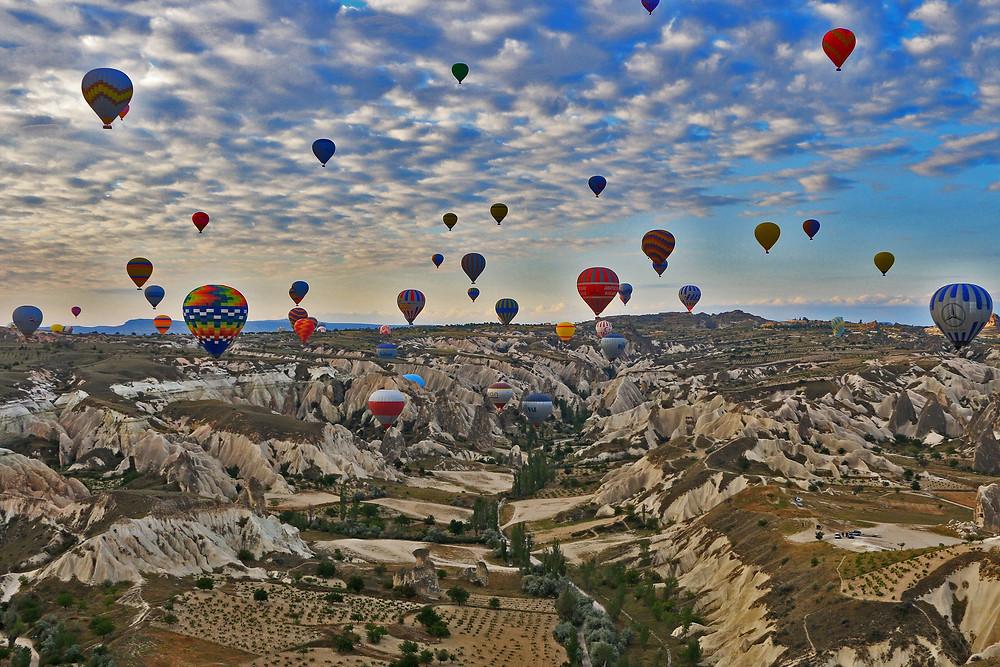 Stunning Cappadocia Scenery