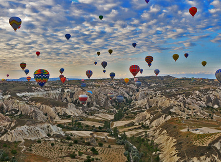 Explore Discover Race - Salomon Cappadocia Medium Ultra Trail