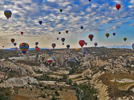 Explore Discover Race - Salomon Cappadocia Medium Ultra Trail
