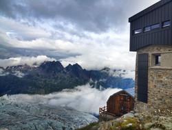 Albert Premier Hut, Chamonix