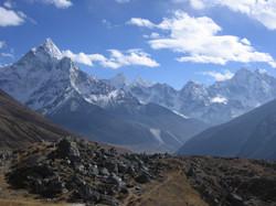 Duglha, Khumbu Valley, Nepal