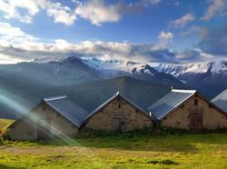 Chalet de Loriaz, Switzerland