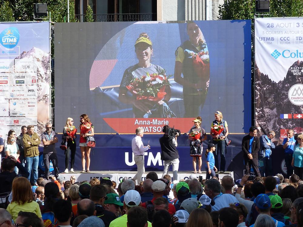 Dreams come true on the podium
