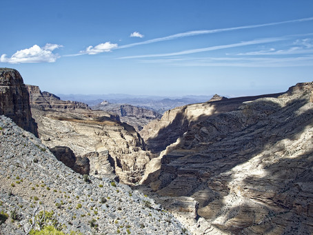 Explore Discover Race - Oman by UTMB (aka The Beast)