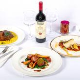 Quattro Dinner Sample