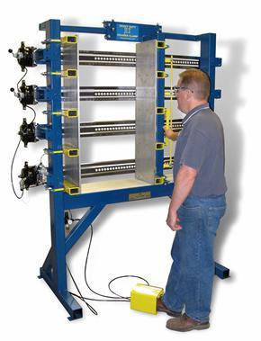 Large Capacity Drawer Clamp