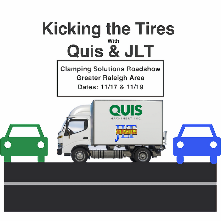Kicking The Tires With Quis & JLT (Thursday 11/19)