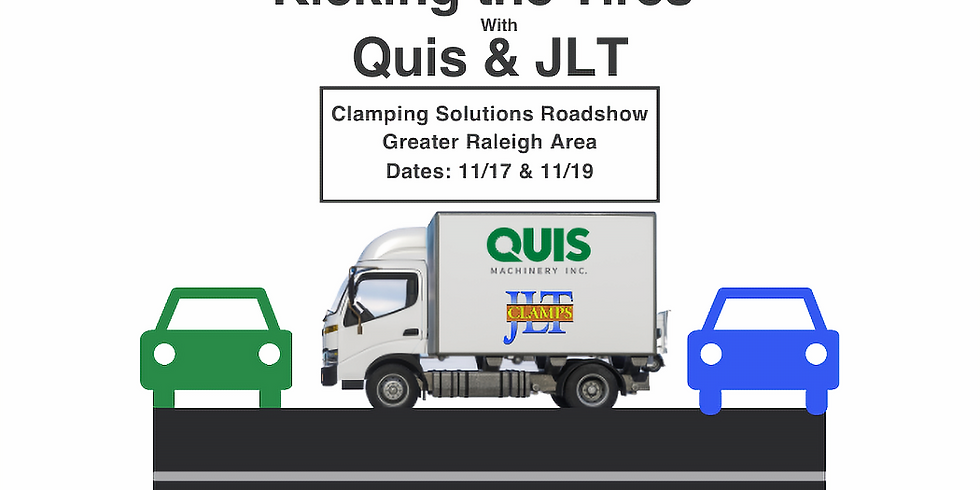 Kicking The Tires With Quis & JLT (Tuesday 11/17)