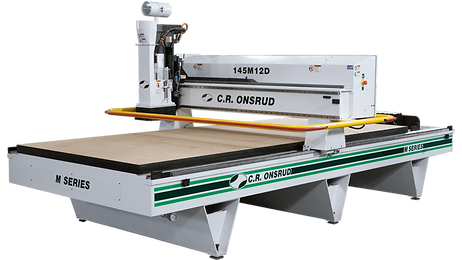 A CR Onsrud M-Series CNC Router