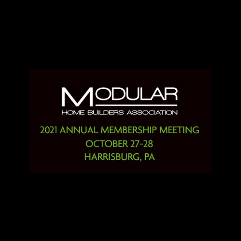 MHBA Annual Meeting