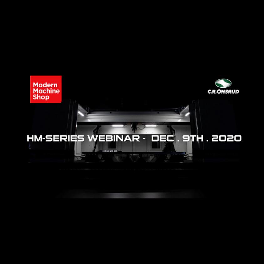 Modern Machine Shop HM Series Webinar