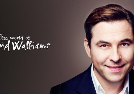 David Walliams - Story reading 11am