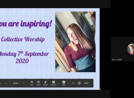 COLLECTIVE WORSHIP 07/09/2020
