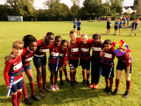YEAR 5/6 Tag Rugby League