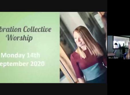 COLLECTIVE WORSHIP 14/09/2020