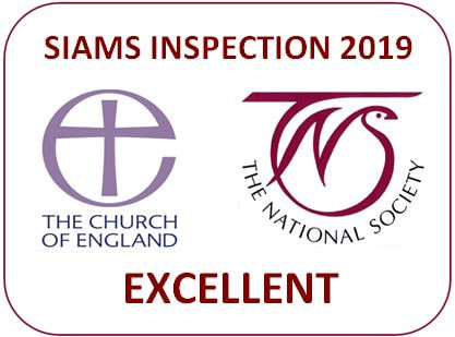 SIAMS INSPECTION REPORT - EXCELLENT!