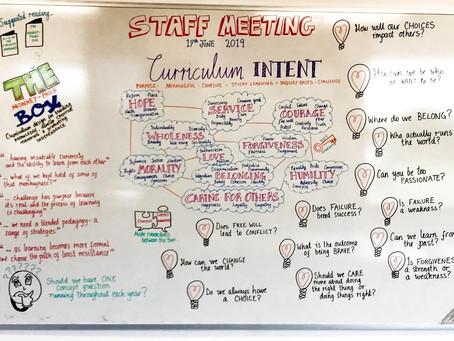 19 June - Curriculum Intent