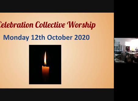 COLLECTIVE WORSHIP 12/10/2020