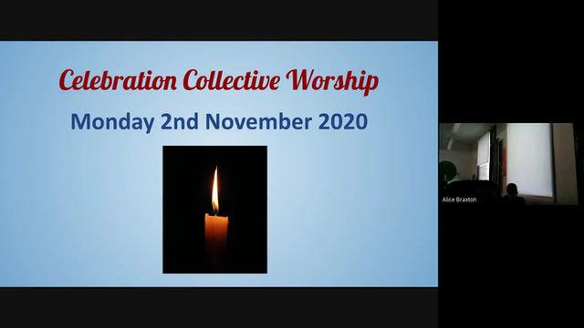 COLLECTIVE WORSHIP 02/11/2020
