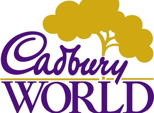 Year 6  Cadbury World Trip