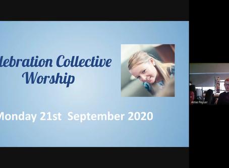 COLLECTIVE WORSHIP 21/09/2020