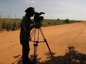 Filming Brazil