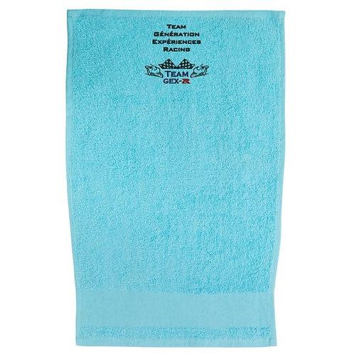 Serviette 30x50 Turquoise