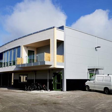Olav Duun VGS verkstedhall