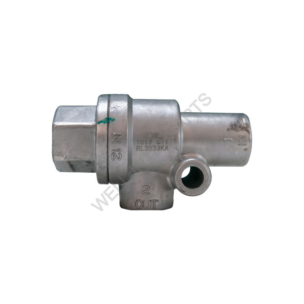 Two Way Check Valve