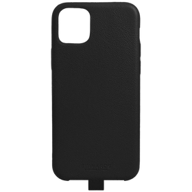 iPhone 11 Pro Max Lambskin Black - Frente.png