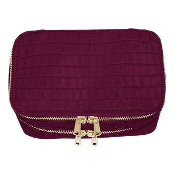Travel Case Mulberry Croco.png