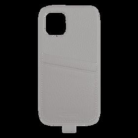 CHC iPhone 12 Evergrain Misty Grey - Frente.png