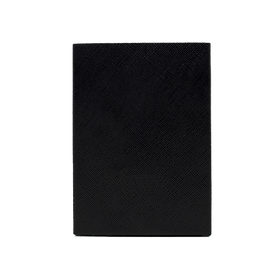 Porta-Lápis Black Saffiano - Frente.png