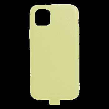 iPhone 11 Lambskin Sunny Lime - Frente.p
