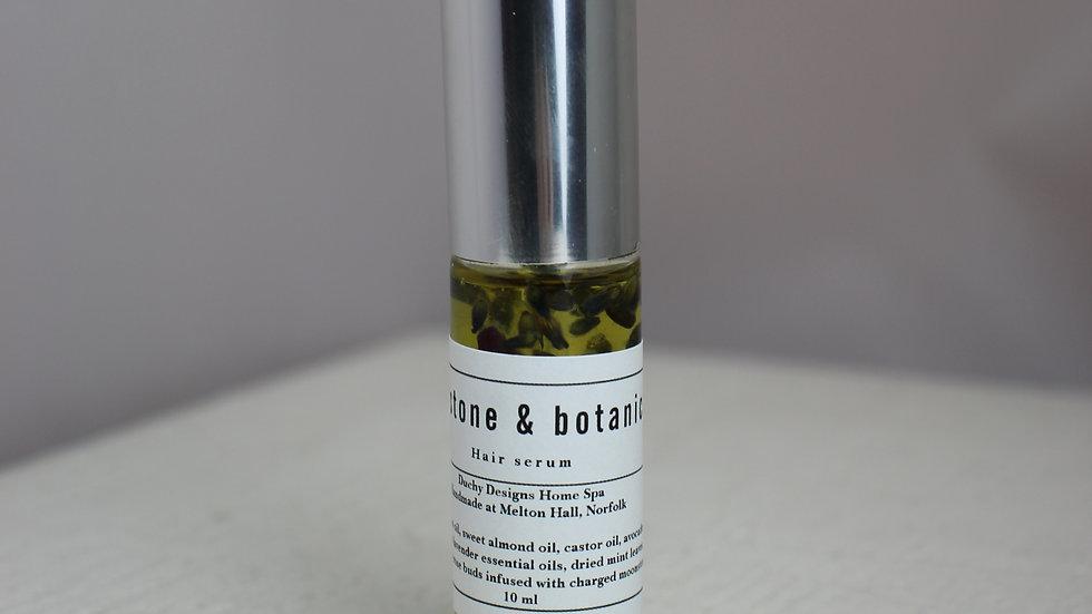 Moonstone & Botanical Hair Serum
