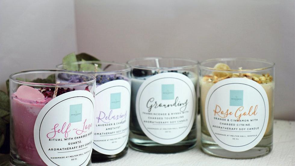 Aromatherapy Candle Gift Box