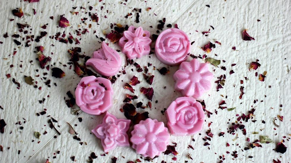Rose & Ylang Flower Wax Melts