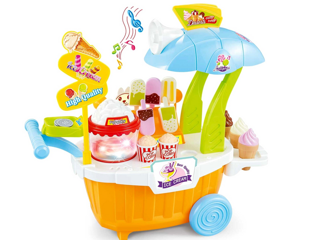 Super Market Sweet Shop Playset