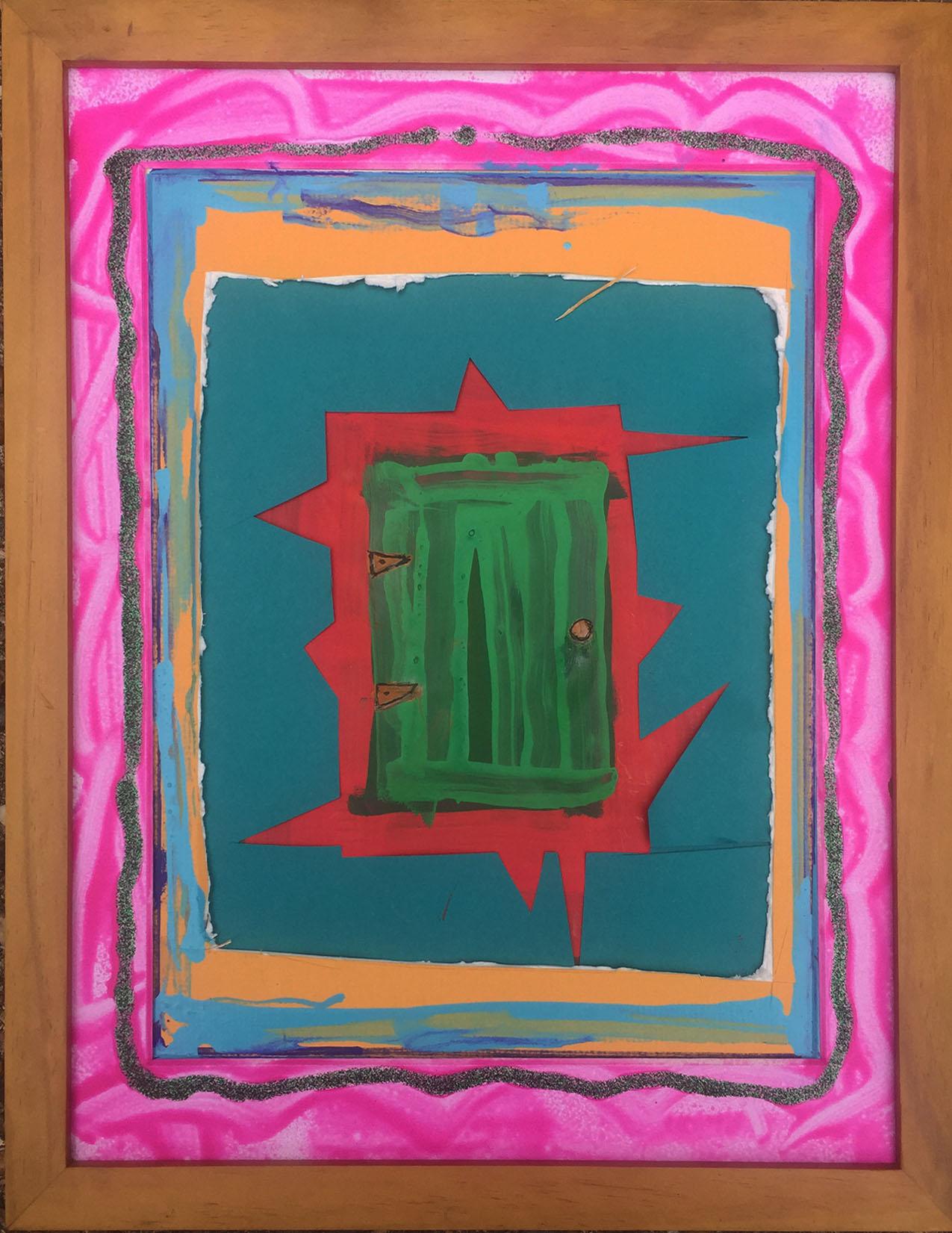 Red Porch Green Door, Door Series